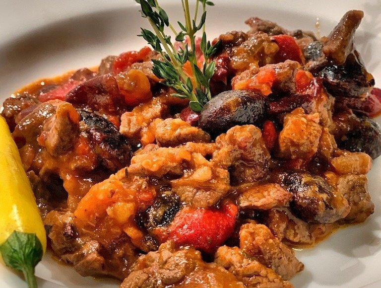 Chilli con Carne mit Dry Aged Beef