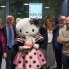 Grandi Chef con Hello Kitty per AISTMAR onlus in aiuto dei prematuri patologici