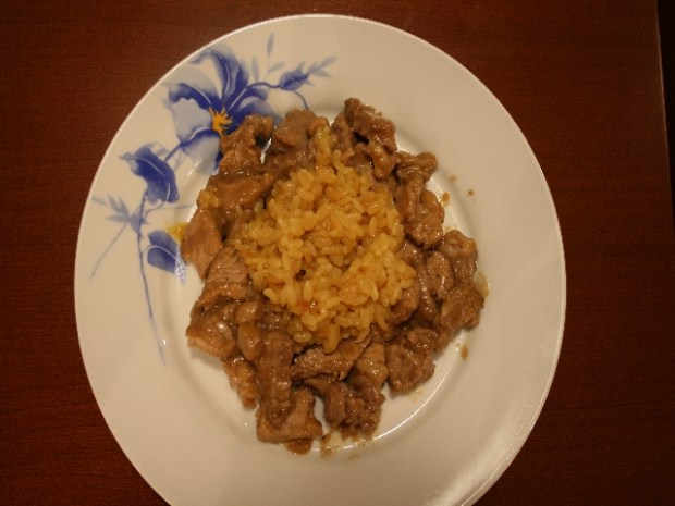 Bistecca in padella: piatto unico