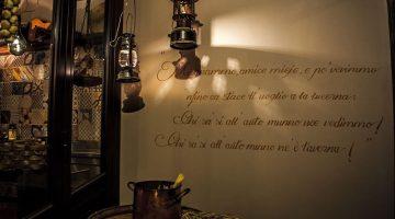 """Locanda del Cerriglio a Napoli: la """"nuova"""" taverna del Caravaggio"""