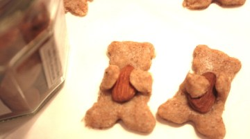 Biscotti integrali con mandorle: per una frolla golosissima
