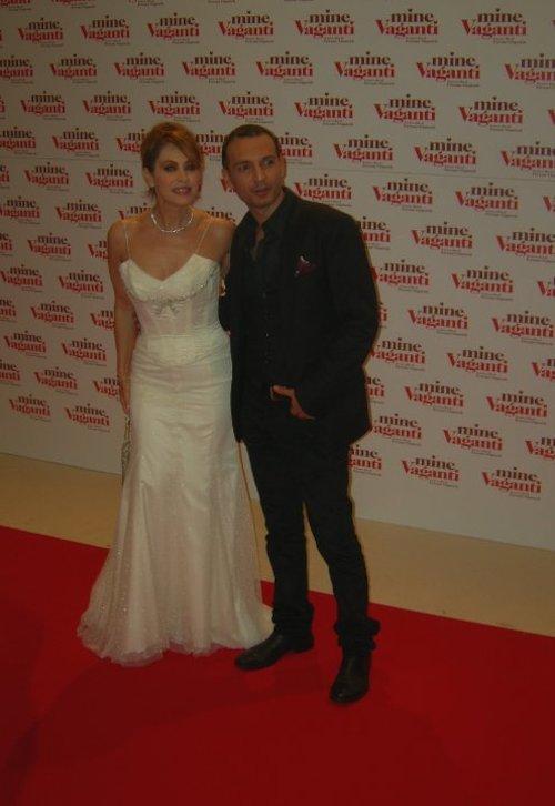 Elena Sofia Ricci e Franco Ciambella