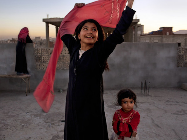 Stephanie Sinclair, Troppo giovani per dire si, giugno 2011. Hajjah, Yemen