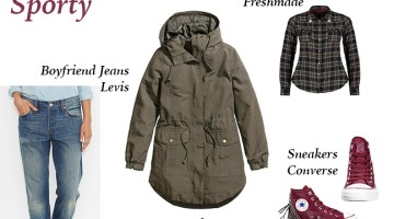 Parka: come indossarlo? Sporty, classic, glamour o dark?