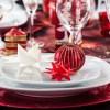 Tavola per la cena della Vigilia o il pranzo di Natale