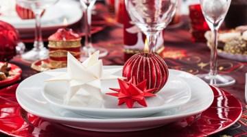 Idee cenone di Natale: ricette e abbinamenti vini, dall'antipasto al dolce