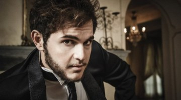 Renzo Rubino:  tra un pianoforte scassato, il pop e la melodia italiana