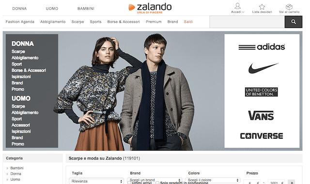 I migliori siti di shopping on line dove comprare in for Siti architetti famosi