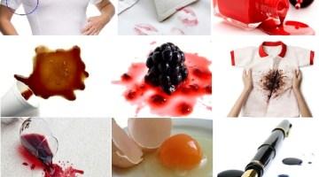 Come rimuovere le macchie difficili: i rimedi della nonna