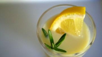 Crema di limoncello di Sorrento: ricetta per farla in casa