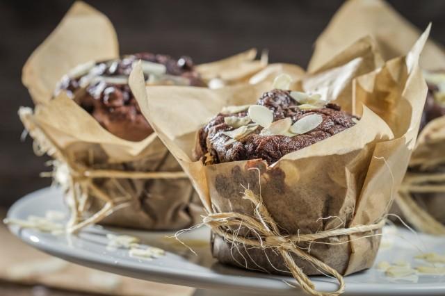 Cupcakes panettone e cioccolato