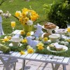 Pasqua: come addobbare la tavola, tante idee facili da replicare