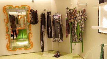 Abitart di Vanessa Foglia: abiti come tele d'artista