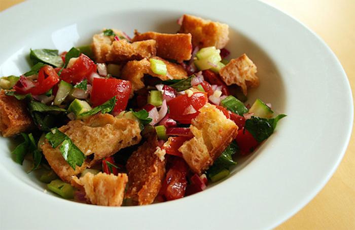 ricetta panzanella
