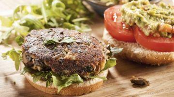 Hamburger vegetariano: l'alternativa light al classico hamburger
