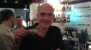 Gianmarco Tognazzi: un caffè che profuma di ricordi di famiglia