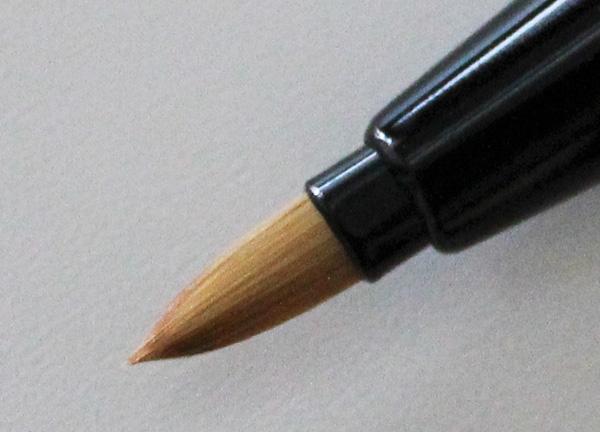 pennello labbra sintetico