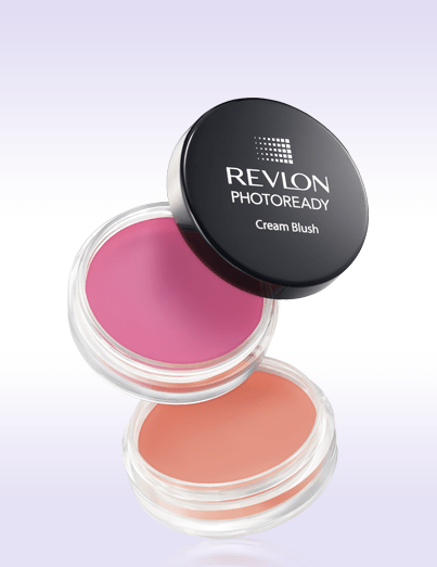 Blush in crema, perfetti per l'estate. By Revlon