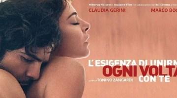 Marco Bocci e Claudia Gerini: L'esigenza di unirmi ogni volta con te, la recensione del film