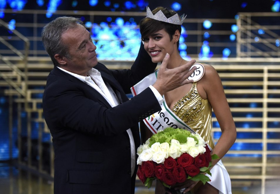 Miss italia 2015 vince la semplicit di alice sabatini - Viola martina porta ...