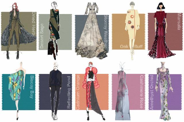 finest selection 5b85f 98dfd Colori moda inverno 2016: ecco cosa scegliere