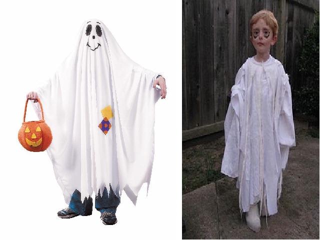 Costumi di Halloween per bambini: 5 modelli semplici da ...