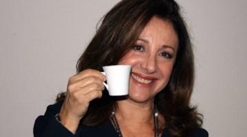 Carla Signoris: un vulcano di simpatia e dolcezza
