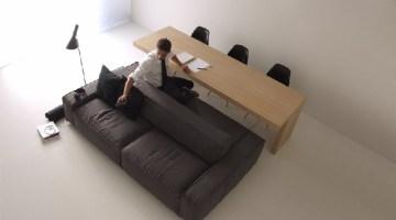 SweetHabitat: un divano insolito per il giusto compromesso