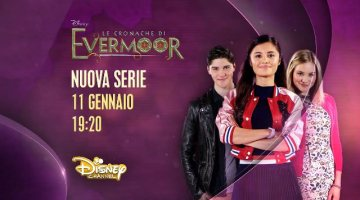 Le cronache di Evermoor: la nuova intrigante serie del Disney Channel
