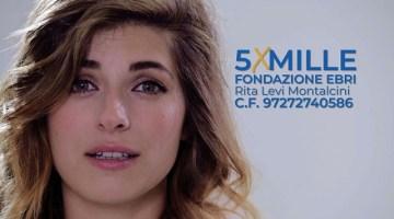 Maria Chiara Giannetta: testimonial della campagna del 5×1000 a sostegno della ricerca