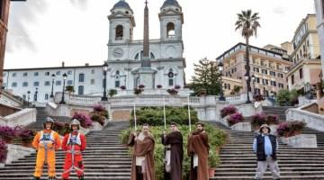 Star Wars Day 2019: le celebrazioni dei fan italiani a Roma (foto e video)