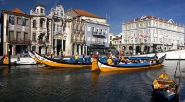 """Cosa vedere nei dintorni di Aveiro: la """"Venezia"""" portoghese"""