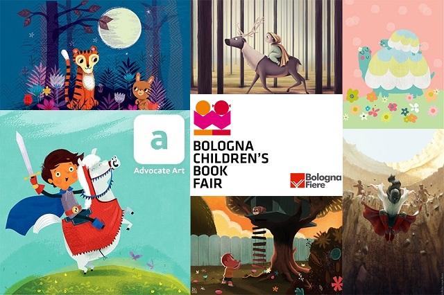 Bologna Children's Book Fair 53esima edizione dal 4 al 7 Aprile (Bologna Fiere)