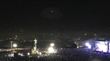 Capodanno a Firenze 2019: a Piazzale Michelangelo il grande evento live con Renga e Baby K