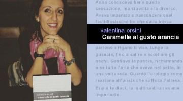 Caramelle al gusto arancia: il romanzo d'esordio di Valentina Orsini (recensione)