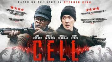 CELL: trama e trailer del film tratto dall'omonimo romanzo di Stephen King