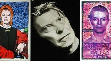 Bowie Blackstardust: una mostra per i 70 anni di David Bowie