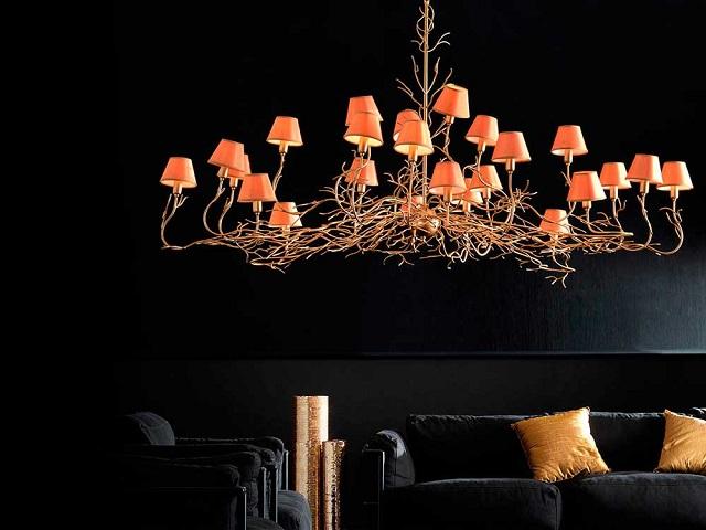 euro lamp art-lampadario