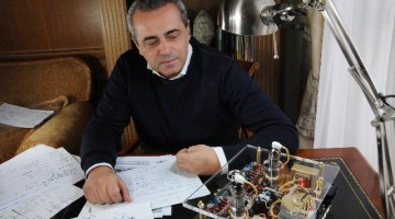 Fabio Romoli: ideatore di Horgonic, l'amplificatore emozionale