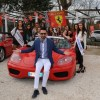 """Ferrari ad Anzio: il nono raduno tra rosse e tanti premi """"Ferrari Awards"""""""