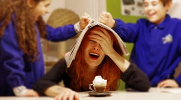 """Ginevra Van Deflor: l'insostenibile """"leggerezza"""" dell'essere genitori"""