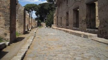 Ostia Antica: il porto di Roma