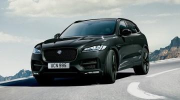 """Jaguar F-PACE Dark Edition: solo per pochi """"eletti"""""""