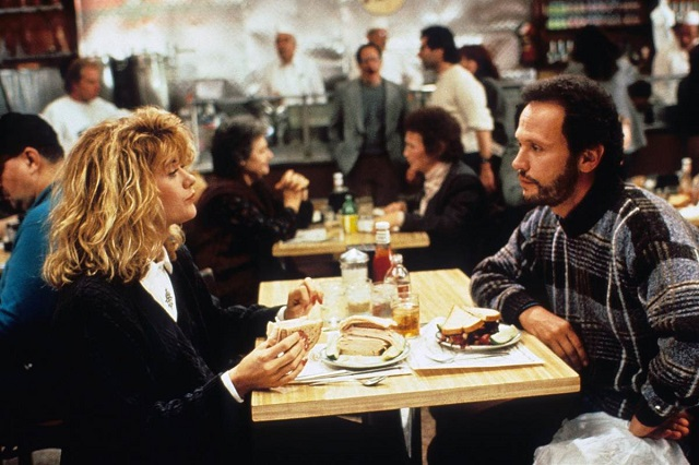 "Katz's Delicatessen (scena dal film ""Harry ti presento Sally"")"