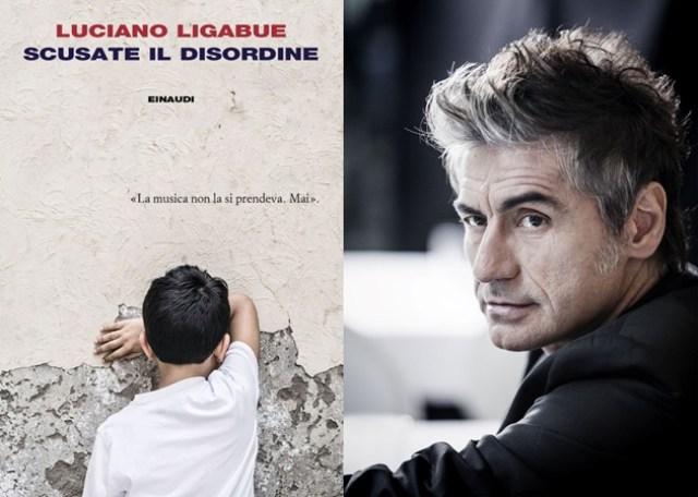 """Salone del libro di Torino - Presentazione di """"Scusate il disordine"""" Luciano Ligabue"""