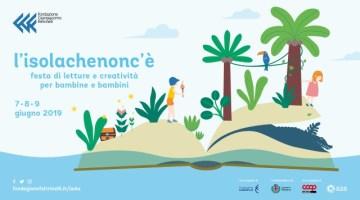 """Festa di letture e creatività: torna il 7 giugno """"L'isolachenonc'è"""" Feltrinelli"""