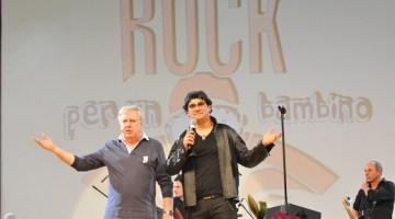 """Luca Guadagnini: il suo """"Rock per un bambino"""""""