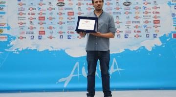 Dario Albertini conquista l'Explosive Talent al Giffoni per Manuel