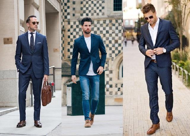 Outfit Ufficio Uomo : Moda uomo per il lavoro è di tendenza il casual business