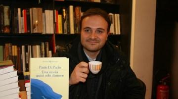 Paolo Di Paolo: la mia prima storia quasi solo d'amore